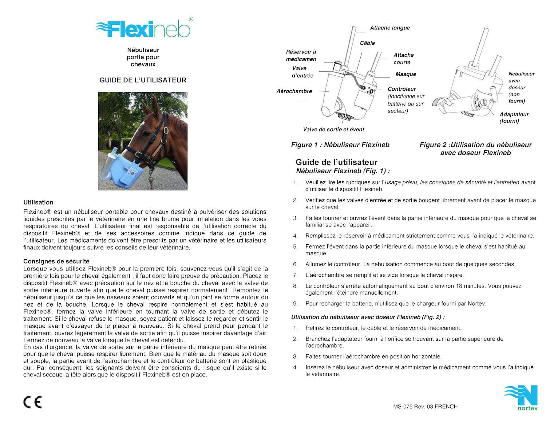 Instructions Flexineb 1 Fr 1