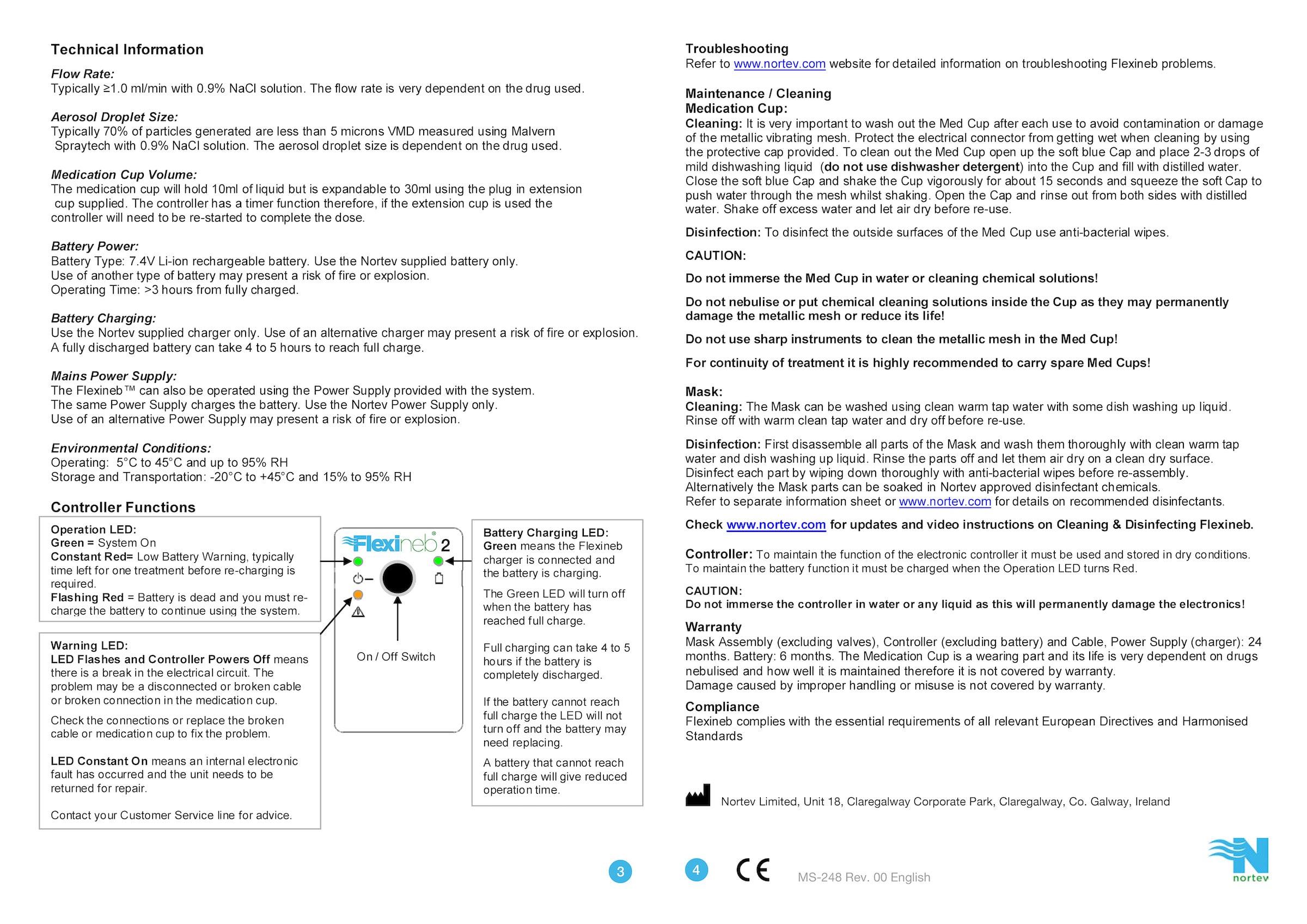 Instructions Flexineb E2 En 2