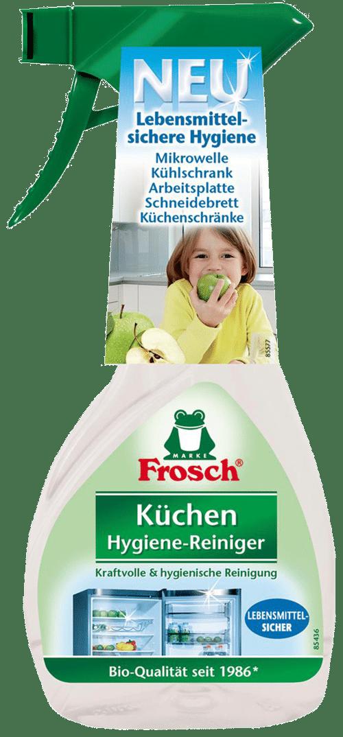 Frosch Kuechen Hygiene Reiniger